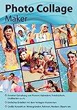 Photo Collage Maker - Gestaltung von Etiketten, Postern, Kalender, Fotobücher, Grußkarten - ideale Bildbearbeitung für Windows 10, 8.1, 8, 7, V
