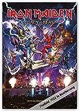 Iron Maiden 2022 - A3-Posterkalender: Original Danilo-Kalender [Mehrsprachig] [Kalender]: Original BrownTrout-Kalender