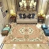 ZAZN rutschfeste, Verschleißfeste Große Teppich Wohnzimmer Sofa Couchtisch Decke Einfache Und Leichte Luxus Schlafzimmer Teppichboden Büroeingang