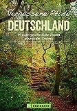 Bruckmann Wanderführer: Vergessene Pfade Deutschland. 99 außergewöhnliche Touren abseits des Trubels. Ein Wanderführer mit besonders ruhigen Wanderungen in Deutschland. Mit GPS-Tracks zum Download.