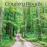 Country Roads - Landstraßen 2021 - 16-Monatskalender: Original BrownTrout-Kalender [Mehrsprachig] [Kalender] (Wall-Kalender)