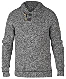 Fjällräven Herren Pullover Lada, Grey, XL, 81346