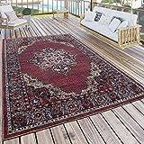 Paco Home In- & Outdoor Teppich Modern Vintage Look Terrassen Teppich Bunt, Grösse:80x150