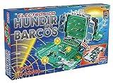 Falomir Hundir die Boote Elektronisches Brettspiel Klassisch (32-22004)