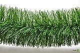 3m Grasgirlande Ø 15cm grün / Tannengirlande Weihnachtsgirlande Girlande Weinachten Christbaumschmuck Tanne Gras Deko Festzeltgirlande Hochzeit 150mm