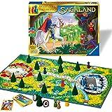 Ravensburger 26424 - Sagaland - Gesellschaftsspiel für Kinder und Erwachsene, 2-6 Spieler, ab 6 Jahren, Spiel des Jahres, die besten Familienspiele