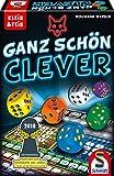 Schmidt Spiele 49340 Ganz Schön Clever, Würfelspiel aus der Serie Klein & Fein, b
