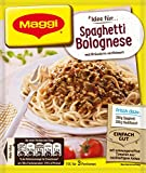 Maggi fix & frisch, Spaghetti Bolognese, 38 g Beutel, ergibt 3 Portionen , 3er Pack (3 x 38g)