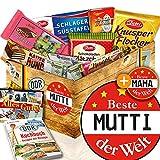 Beste Mutti der Welt / Geschenkpaket Schokolade / kleines Geschenk für Mama
