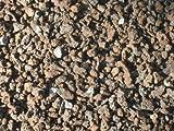 Der Naturstein Garten 25 kg Lava Mulch 4-11 mm - Pflanzgranulat Schneckenschutz Lavastein Lavasteine Aquarium Dachbegrünung Lavagranulat - Lieferung KOSTENLOS