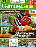 GartenTipps Sonderheft: Mein Gemüsegarten: Gesund und naturnah anbauen, Schädlinge biologisch bekämpfen