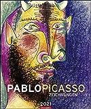 Pablo Picasso Kalender 2021: Zeichnungen