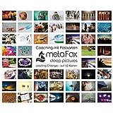 metaFox | Leading Change | 52 Postkarten für Coaching & Change Management