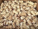 Zündwolli 10 Kg Anzünder aus Holzwolle und Wachs Ofenanzünder Kaminanzünder Grillanzünder Brennholzanzünder Kaminholzanzünder Holzanzü