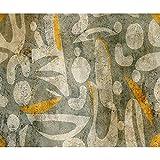 decomonkey Fototapete selbstklebend Abstrakt 196x140 cm Selbstklebende Tapeten Wand Fototapeten Tapete Wandtapete klebend Klebefolie Geometrisch Muster