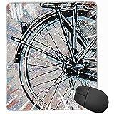 Mause Mat Fahrradfelgen Mauspads Rutschfeste Mausmatte Laptop Gummibasis Mousepad Computer Pc 25X30Cm
