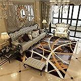 SunYe Moderne Einfache Polyester Robuste Teppich Office Hotel Verdicken rutschfeste Bodenmatte Schlafzimmer Bett Fuß