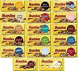 Marabu Schokolade 185g-200g (10er-Pack) - Wählen Sie 10 Riegel aus 17 Geschmacksrichtungen