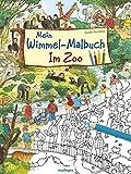 Mein Wimmel-Malbuch – Im Z