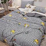 CHOU DAN Bettbezug,Sommer Cool Ist Im Sommer Doppelte Decke-180x220cm Sommer Ist * 1_11.