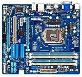 Gigabyte GA-Z77M-D3H Sockel 1155 Mainboard (Micro-ATX, 4X DDR3 Speicher, HDMI, DVI-D, 2X SATA III, 4X USB 3.0)