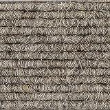 Teppichboden Auslegware   Tretford Interland   200 cm Breite   sand creme 538   Meterware, verschiedene Größen   Größe: 4 x 2