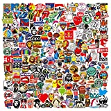 PRETTYSUNSHINE Aufkleber 200 Stück, Wasserdicht Vinyl Stickers Graffiti Sticker für Skateboard Laptop Auto Helm Motorrad Fahrrad Möbel Gästebuch Snowboard Koffer MacBook iPad PS4 Xbox O